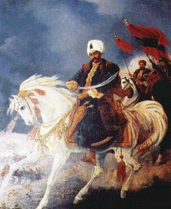 Image result for the Caliph on horseback