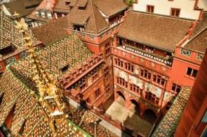 Basle Rathaus--thewolfseye