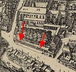 Location of Dance of Death